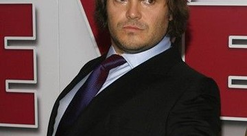 Jack Black irá estrelar You Are Here - AP