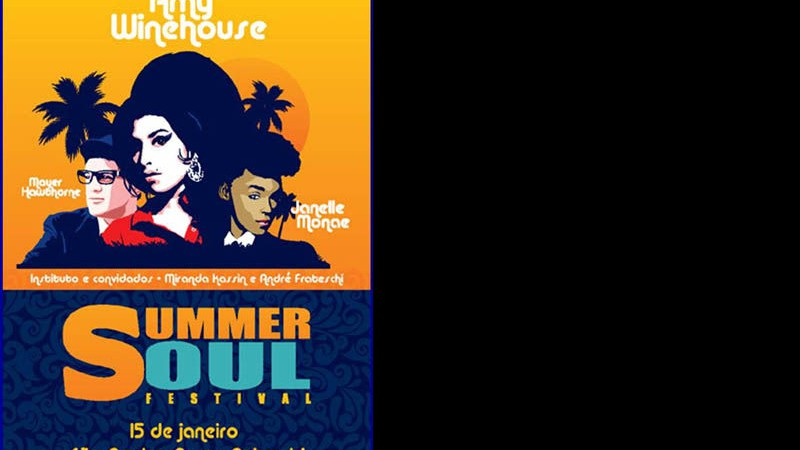 Cartaz do festival do Summer Soul Festival