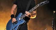 O Foo Fighters tocou no Lollapalooza de Chicago... - DAVE MEAD