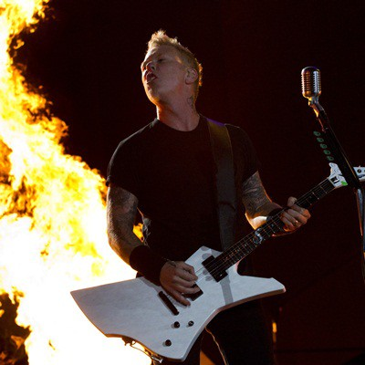 "Metallica abre último show da noite com ""Creeping Death"", do disco Ride The Lightning (1984)"