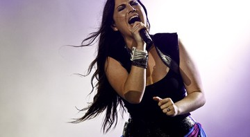 "Evanescence tocou todos os grandes sucessos da banda, como ""Going Under"", ""My Immortal"" e ""Call Me When You're Sober"", entre outros - Christian Rodrigues/R2"