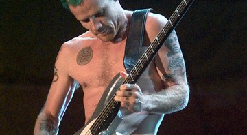 Flea - Red Hot Chili Peppers - Foto: AP