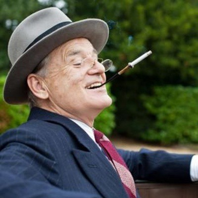 Bill Murray interpreta Franklin D. Roosevelt