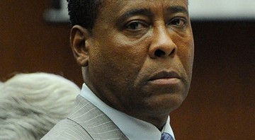 Conrad Murray - AP