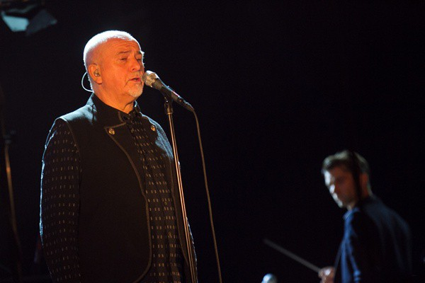 Peter Gabriel & The New Blood Orchestra no SWU