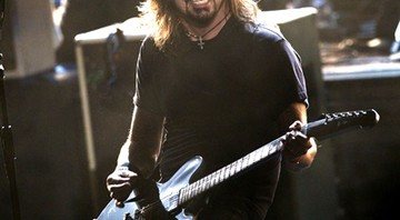Foo Fighters - Dave Grohl - AP