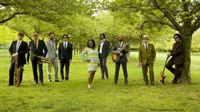Sharon Jones & The Dap-Kings tocam no BMW Jazz Festival