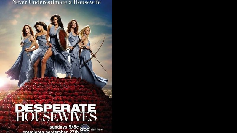Desperate Housewives foi cancelada
