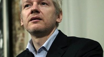 Julian Assange - AP