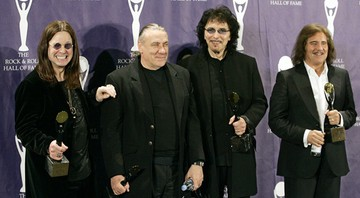 None - Black Sabbath (Foto: AP)