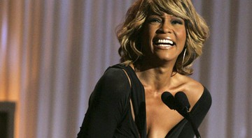 Whitney Houston - AP