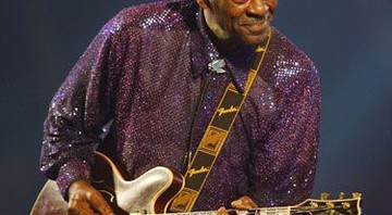 Nº 5 - Chuck Berry: texto escrito por Joe Perry, do Aerosmith - AP