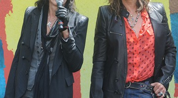 Steven Tyler e Joe Perry - AP