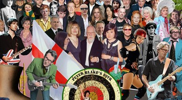 Sgt. Pepper's Lonely Hearts Club Band - Sir Peter Blake/Vintage Festival/AP