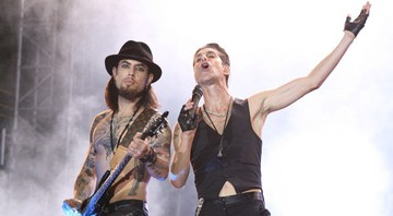 Jane's Addiction no Lollapalooza - Thais Azevedo