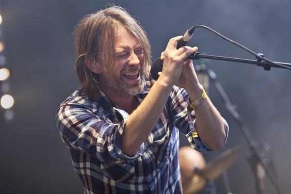 Rolling Stone · Thom Yorke e Diplo lideram lista de artistas com maior número de downloads legais em 2014