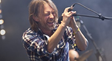 Thom Yorke lança novo remix ao lado do Atoms for Peace - AP