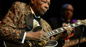 B. B. King no Via Funchal - Stephan Solon / Via Funchal
