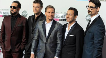 None - Backstreet Boys (Foto: AP)