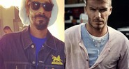 David Beckham e Snoop Dogg - Galeria