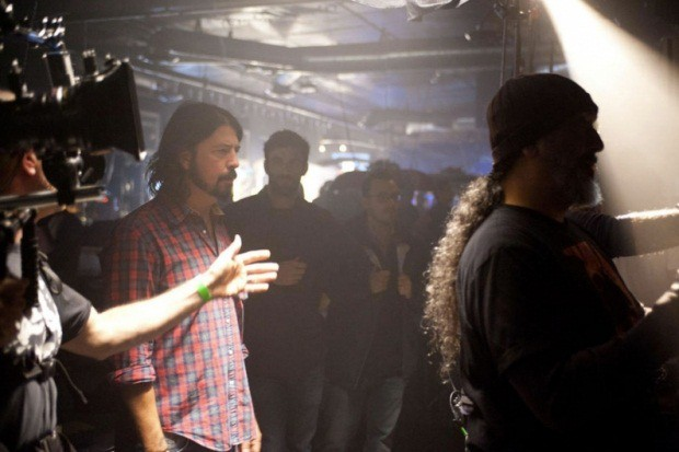 Dave Grohl dirige clipe do Soundgarden
