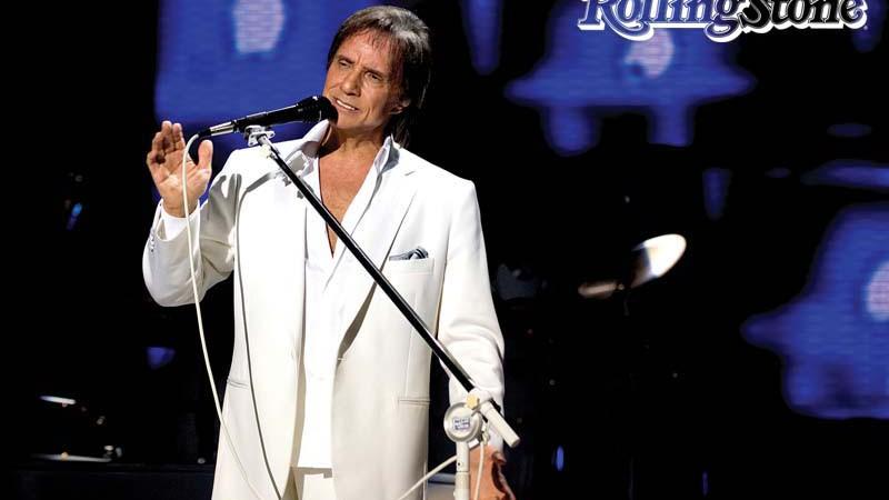 """Rolling Stone · Roberto Carlos comenta cena do """"dinheiro amassado"""" do filme de Tim Maia: """"Nunca soube disso"""""""