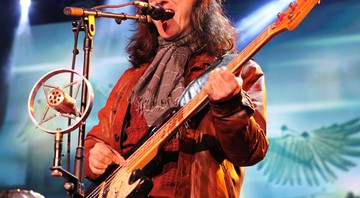 Geddy Lee (Rush) - AP