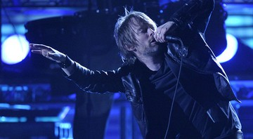Galeria Shows Grammy - Radiohead - AP