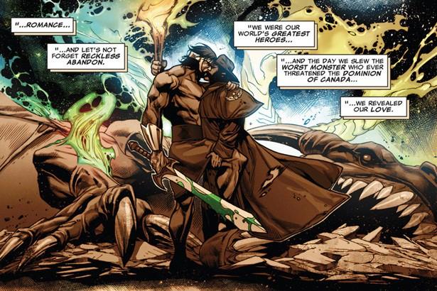 Rolling Stone · Wolverine e Hércules trocam beijo em universo ...