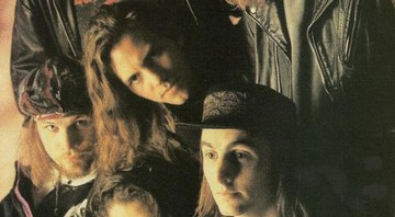 Galeria Pearl Jam - Temple of the Dog - Divulgação