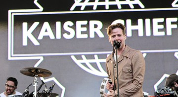 Kaiser Chiefs no Lollapalooza  - Carolina Vianna