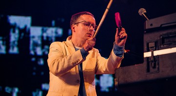 Hot Chip no Lollapalooza - Marcelo Mattina/Flickr ofcial