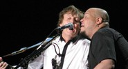 Paul McCartney e o gafanhoto 2