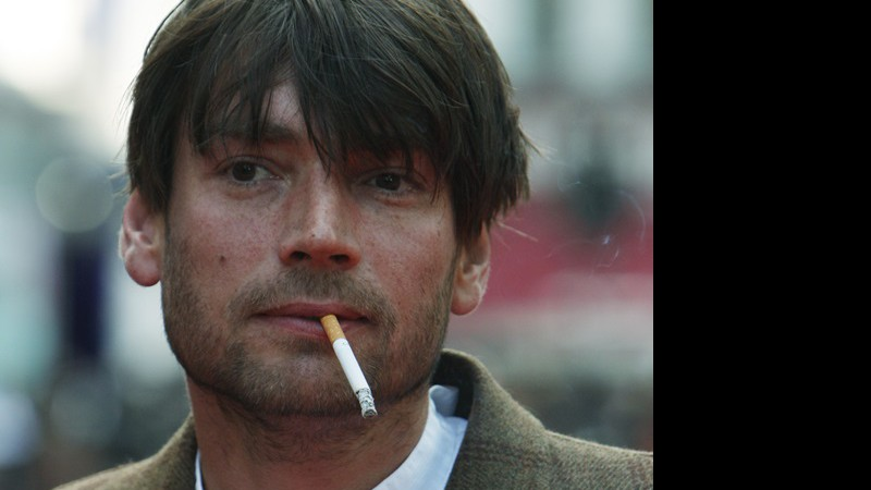 Alex James, baixista do Blur