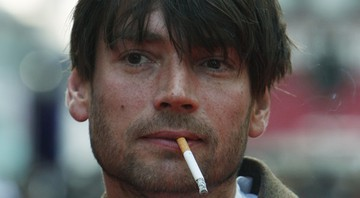 Alex James, baixista do Blur - AP