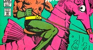 Galeria – Super-heróis do post-punk – Billy Idol - Aquaman