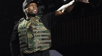 None - 50 Cent (Foto: AP)