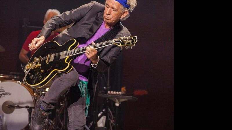 """Rolling Stone · Keith Richards sobre as drogas: """"Todos os experimentos chegam ao fim"""""""