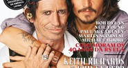 Capas RS Brasil 9 - Johnny Depp e Keith Richards