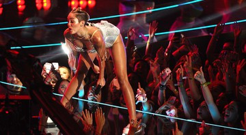 None - Miley Cyrus (Foto:Charles Sykes/AP)