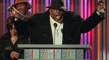 Notorious B.I.G. - Mark Lennihan/AP