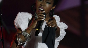 Lauryn Hill - Matt Rourke/AP