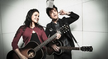 Norah Jones e Billie Joe Armstrong - Marina Chavez