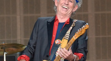 Keith Richards - Jon Furniss/AP