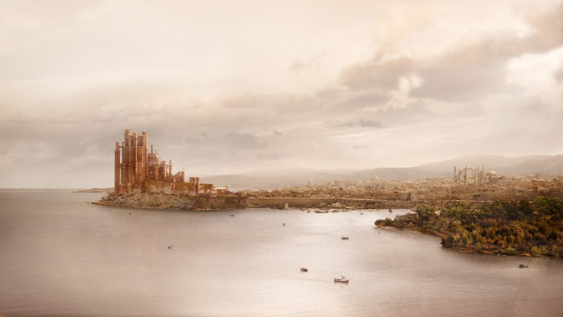 Kings Landing - Porto Real - Game of Thrones