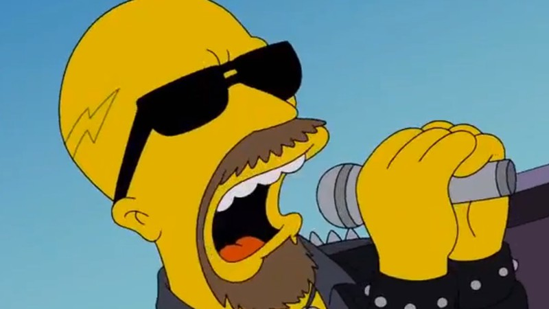 Judas Priest - Os Simpsons