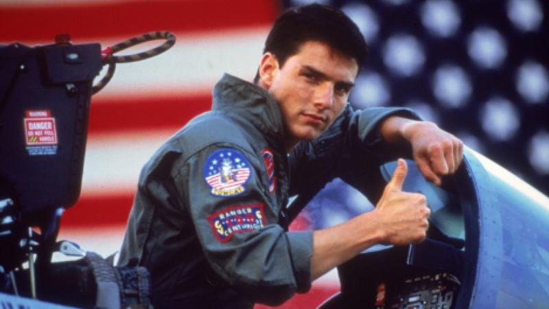 """Produtor diz que sequência Top Gun: Ases Indomáveis está """"cada vez mais  próxima"""" de se tornar realidade · Rolling Stone"""