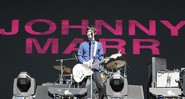 Galeria - Lollapalooza 2014 - Johnny Marr