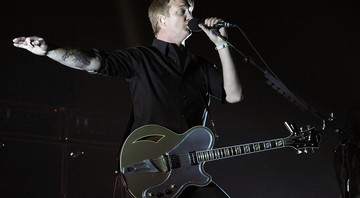 Queens Of The Stone Age - Josh Homme - Chris Pizzello/AP