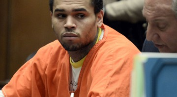 Chris Brown - Paul Buck/AP